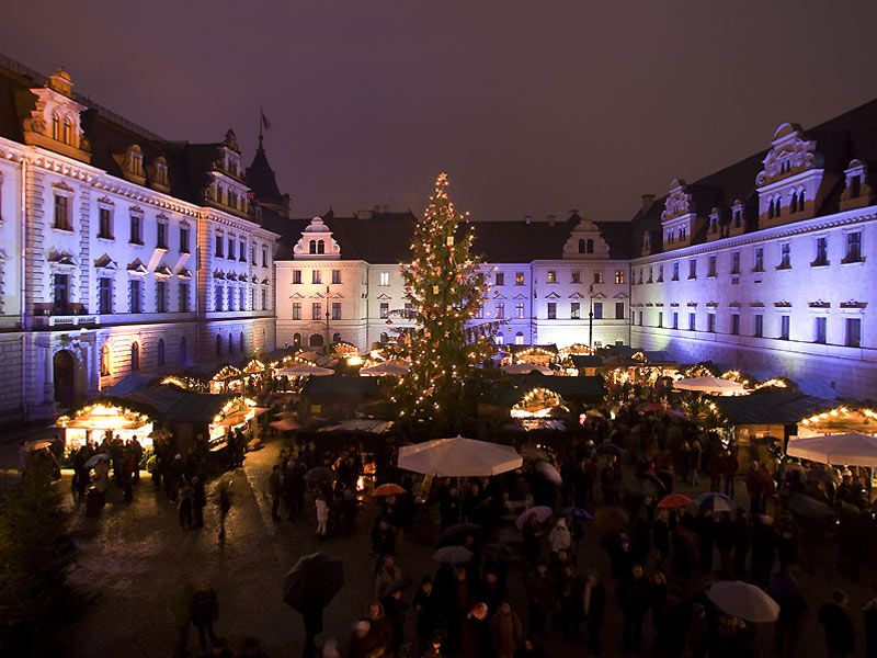 Bavaria- Regensburg - Germany's best-preserved medieval town - Bavarian UNESCO-world heritage sites - Arts, culture & heritage - Things to do Vacations in Bavaria, Germany