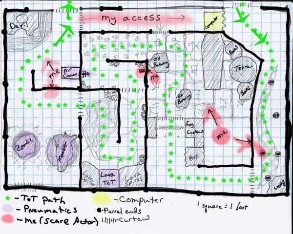 Floor Plan Haunted House Design Plans In Decorations 8 Haunted House Halloween Maze Home Design Plans