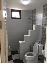 Tiny Bathroom Remodel Before and After