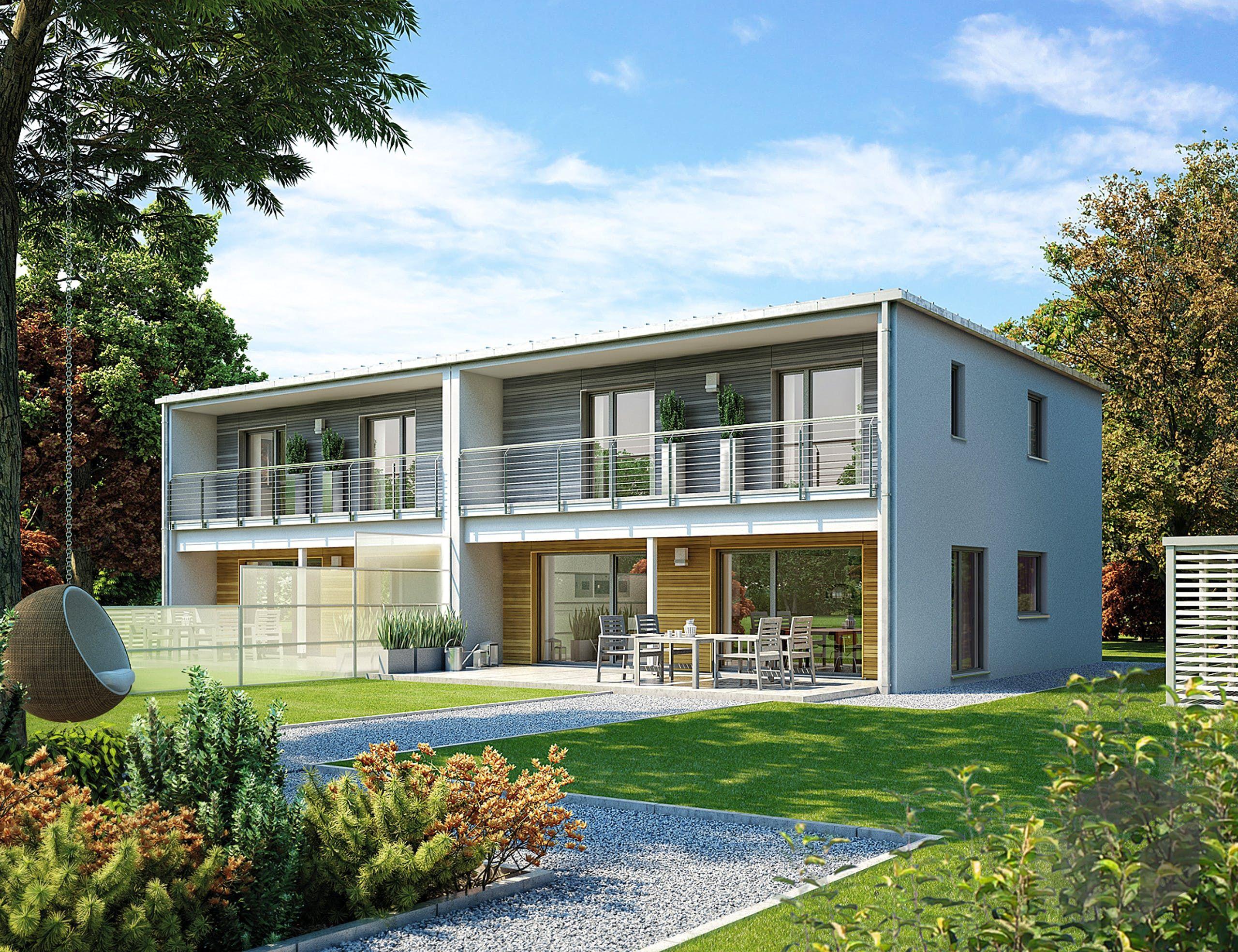 Doppelhaus 131 Von Hanse Haus