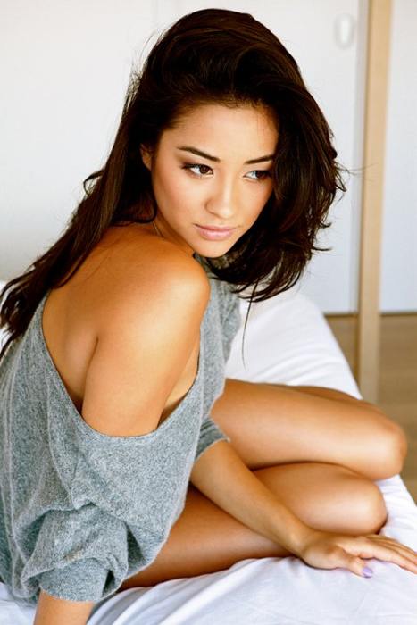 I'm in love. Shay Mitchell