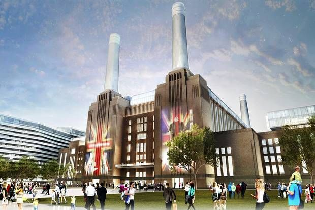 People power: why the Battersea Power Station redevelopment will have a village feel - London Life - Life & Style - London Evening Standard