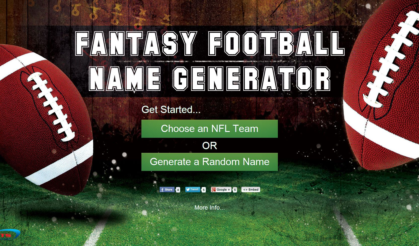 Fantasy football name generator fantasy football names