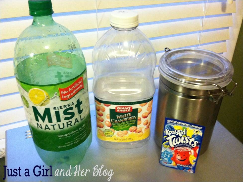 Baby Blue Punch Blue Punch Punch Recipes And Toilet Bowl