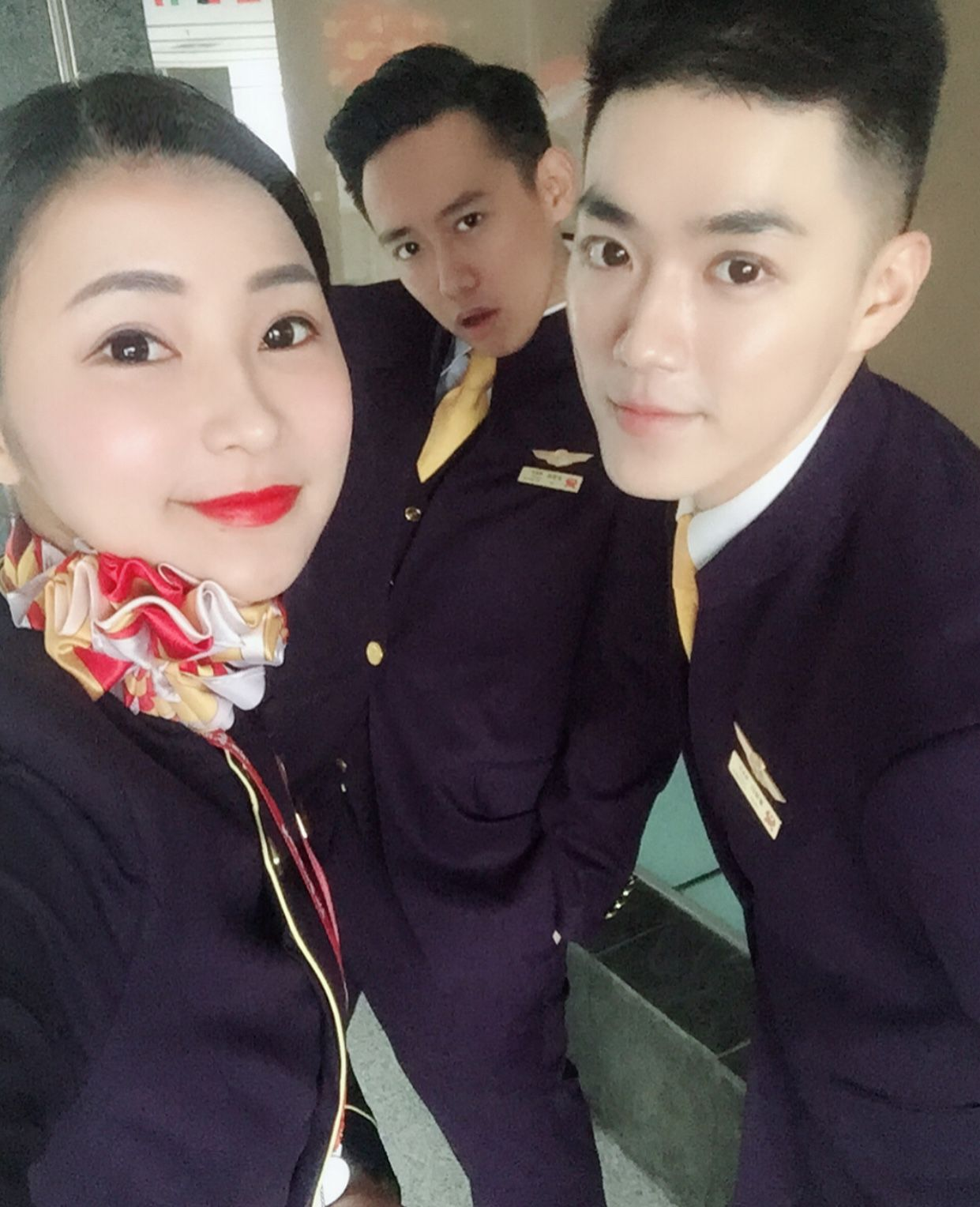 【China】 Hainan Airlines cabin crew (old uniform) / 海南航空 客室乗務員 舊制服 【中國】 | アライアンス,航空, estimated,Macao,金鵬會員服務等, and historical data for 海南航空公司 497 (HU497/CHH497) including scheduled, 航空