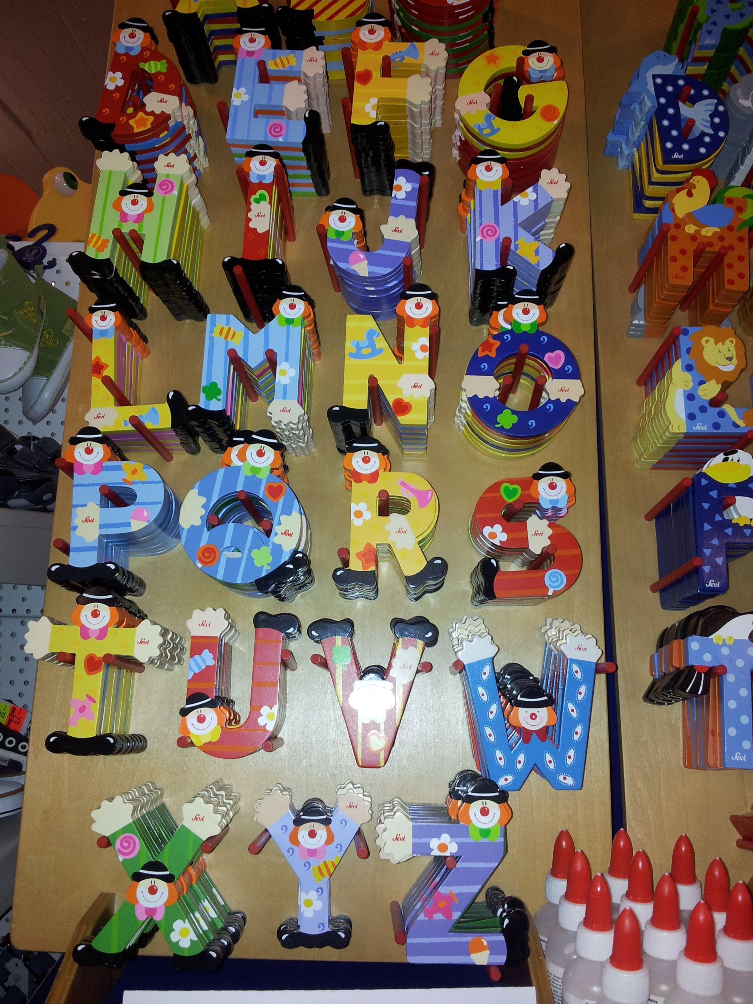 Holzbuchstaben boy nursery pinterest holzbuchstaben for Holzbuchstaben babyzimmer
