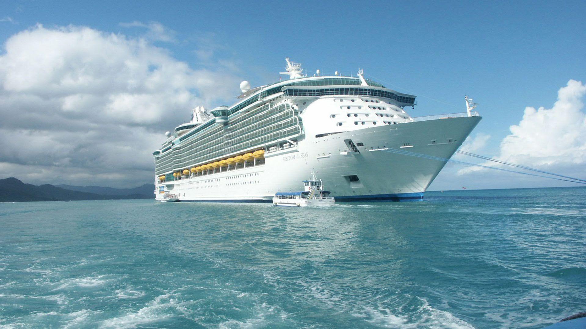 Beautiful World Expensive Royal Caribbean Ship Hd Wallpaper Kapal