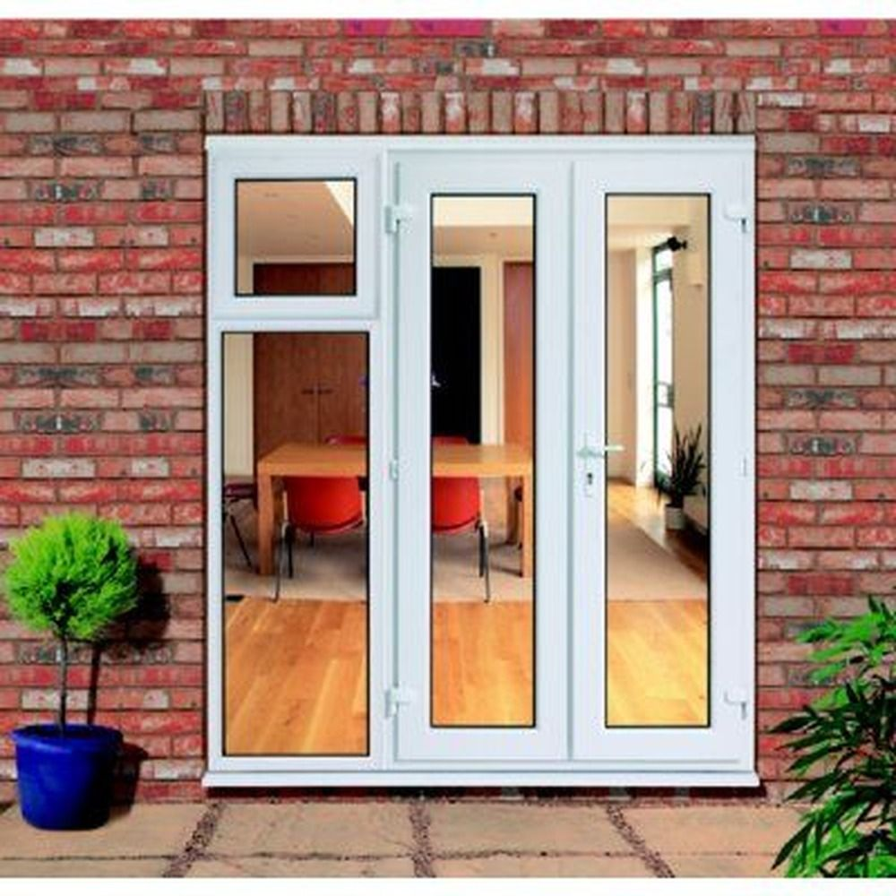 Replace Patio Doors with French Doors - Windows job in ...
