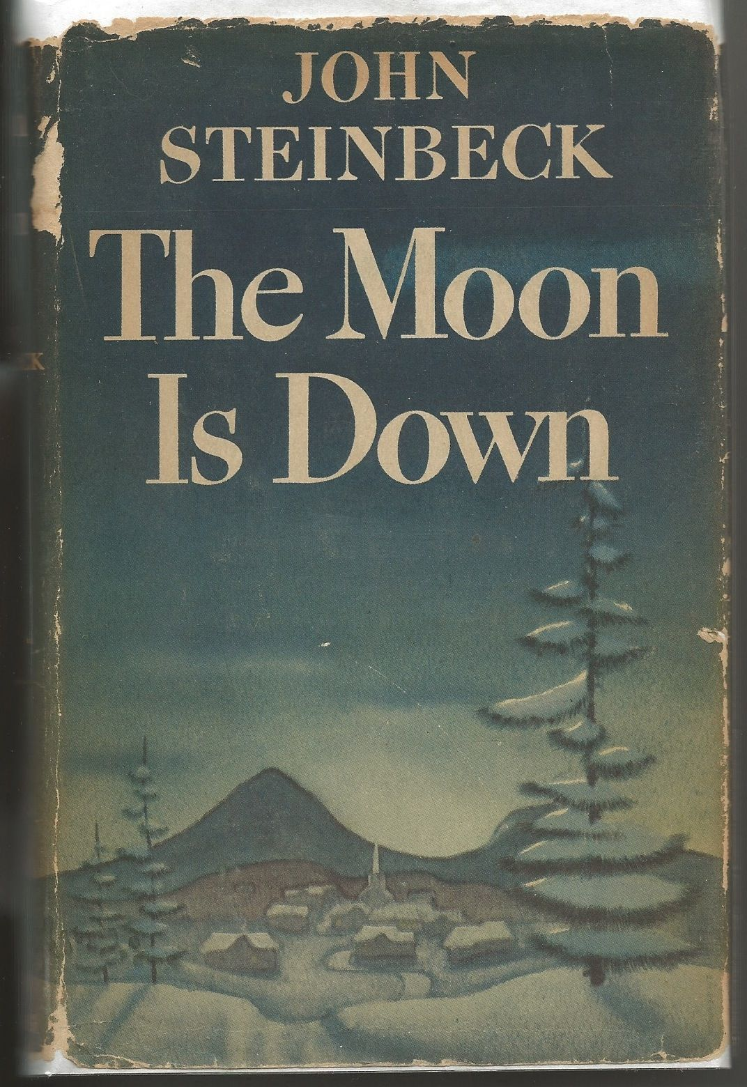John Steinbeck The Moon Is Down 1942