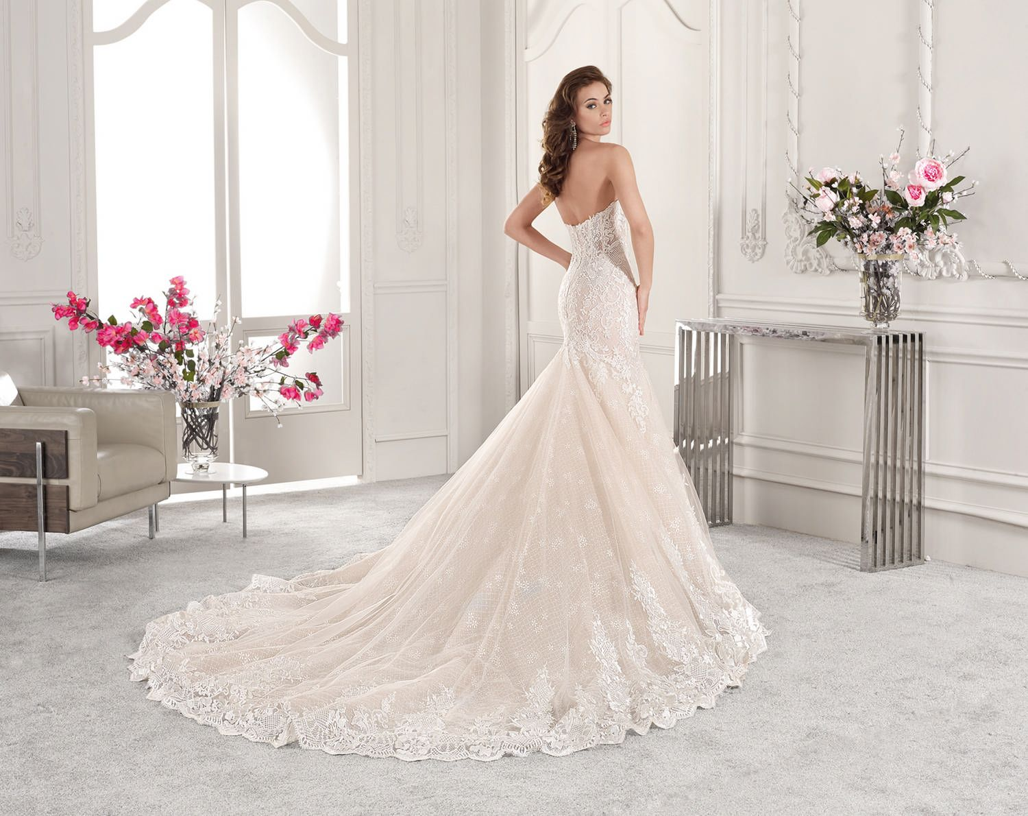 Demetrios wedding dress style f gowns pinterest