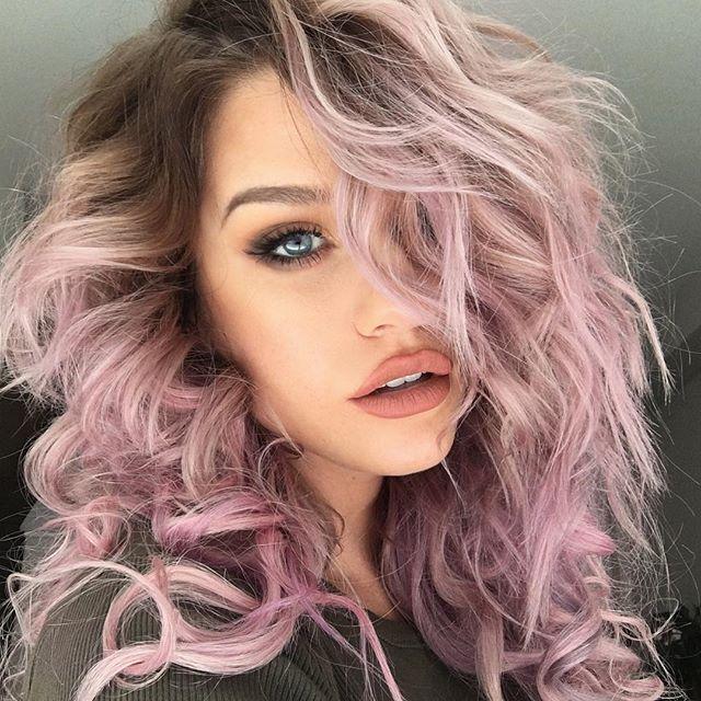Instagram Post By Samantha Ravndahl Ssssamanthaa Lips Hair