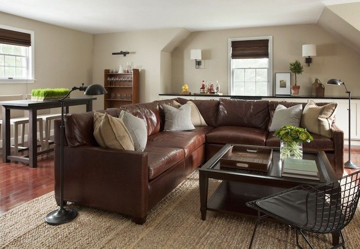 Great room  At least the furniture here isn t tan  taupe. Great room  At least the furniture here isn t tan  taupe  white