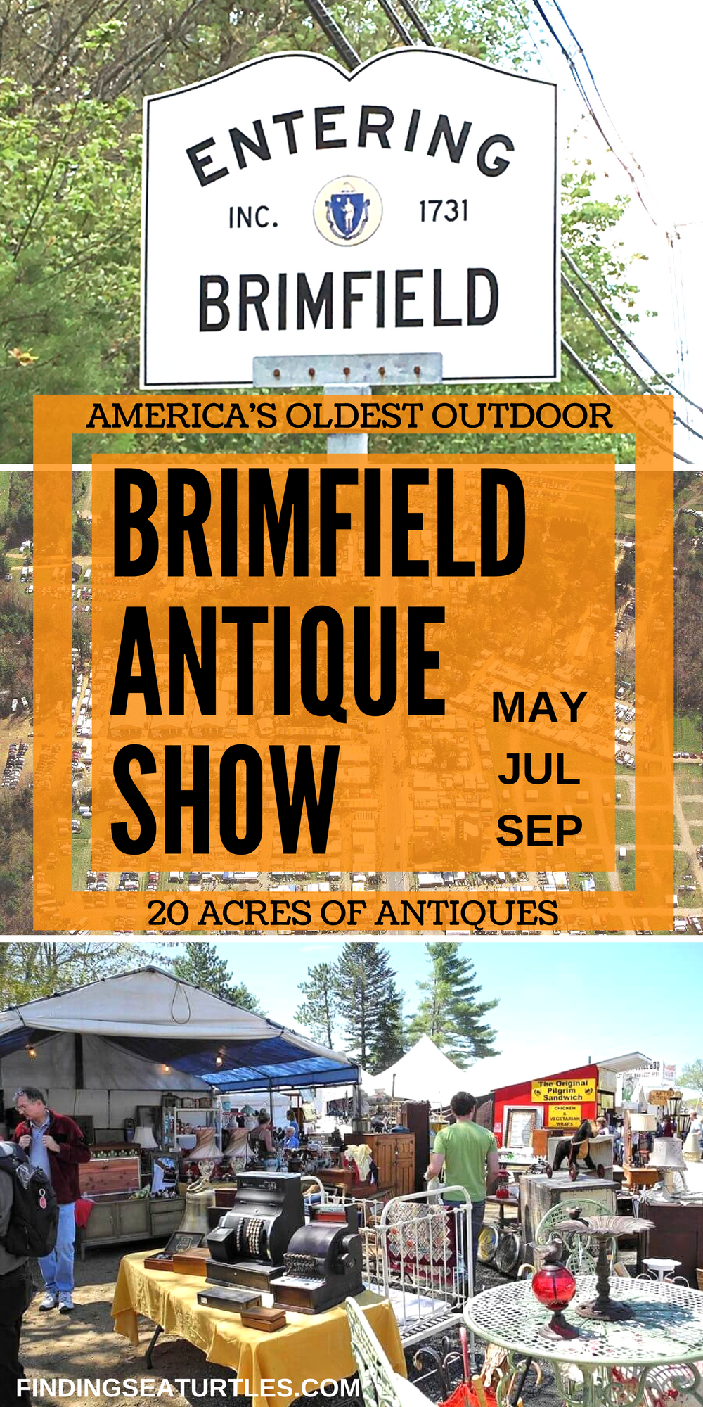 Brimfield Antique Show Dates For 2018 Brimfield Flea Market