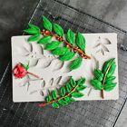 Leaf Rose Flower Silikonform Fondant Schokoladenform Kuchen Dekorieren Tool Prod… – Produkte zum Kochen & Genießen