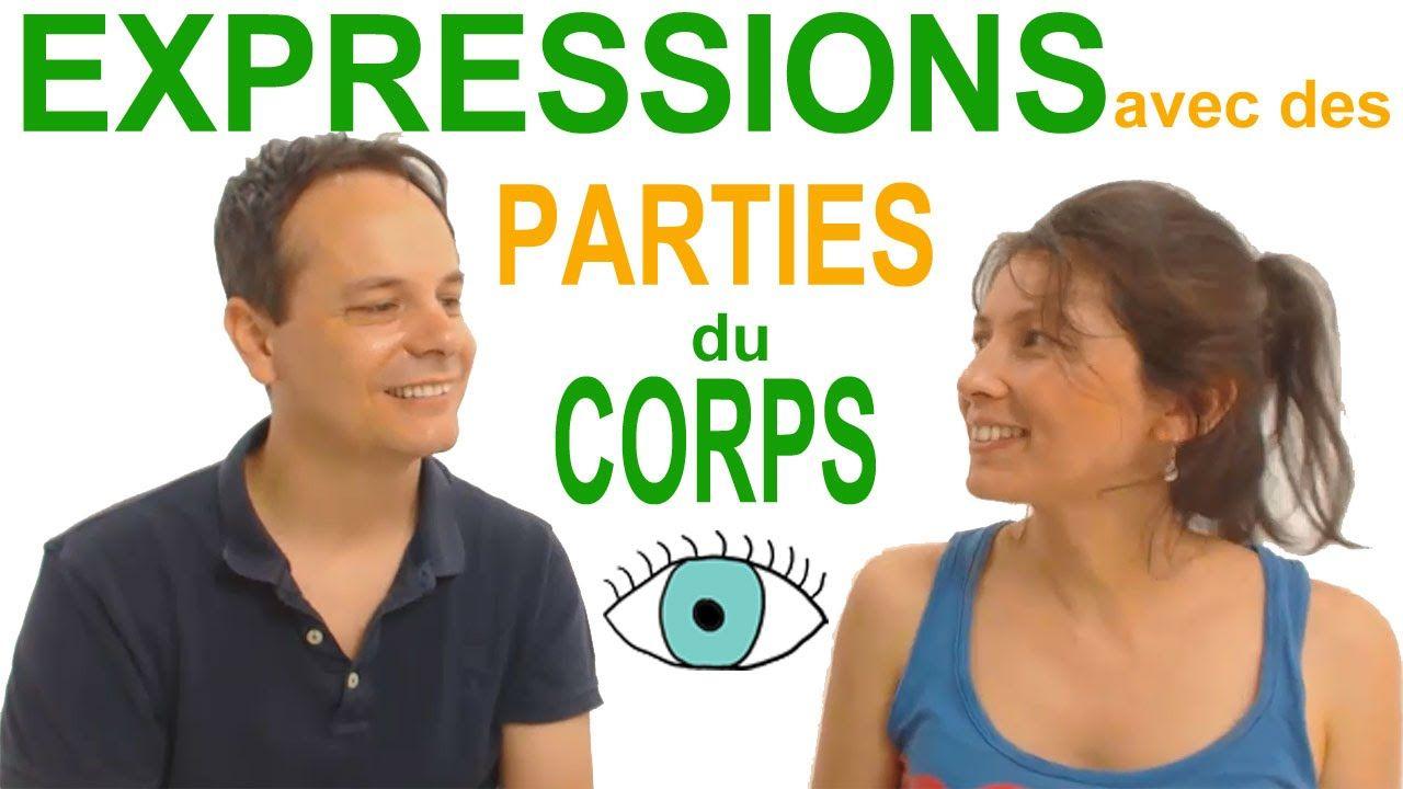 Expresiones francesas con partes del cuerpo fle la description le corps et le caract re - Expression avec le mot coup ...