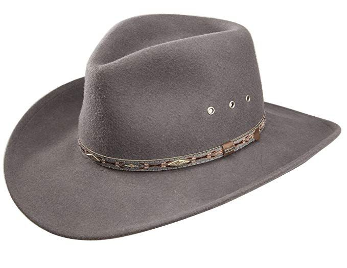 Stetson Elk Horn Wool Cowboy Hat Review  dc9ef3fe1aee