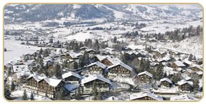 Le Rosey Campus Of Gstaad In The Swiss Alps
