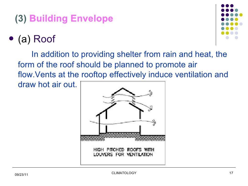 climate responsive building case study