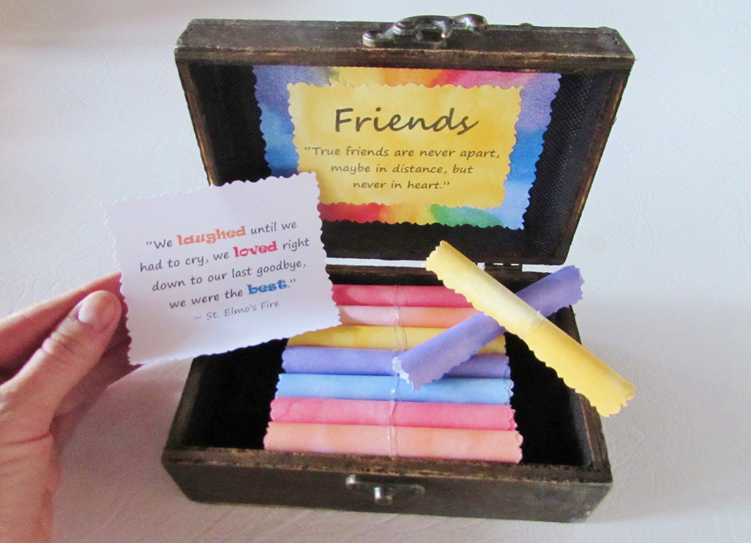 Friend Goodbye Gift Friend Going Away Gift Long Distance Friend
