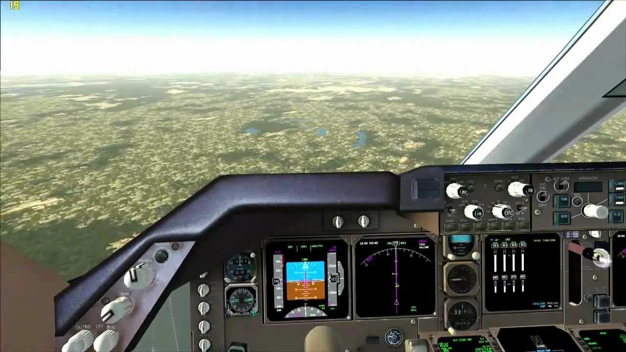 Симулятор боинга 747 скачать торрент игра