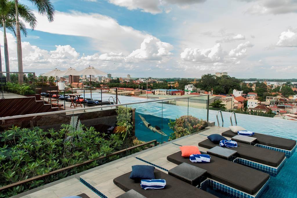 Aquarius Hotel and Urban Resort , Phnom Penh