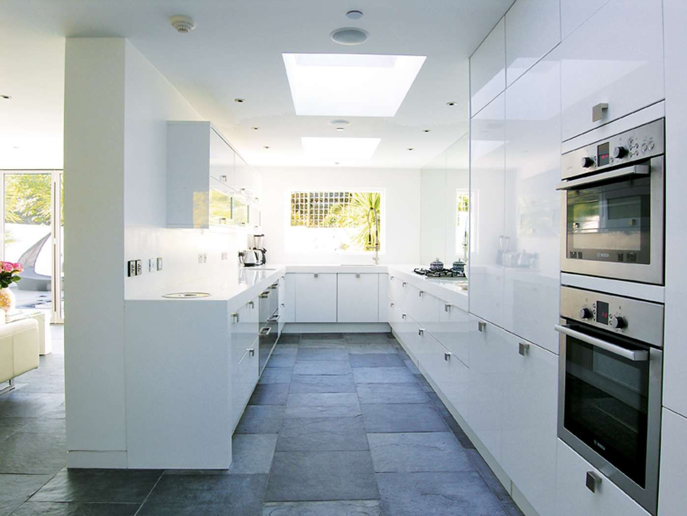 kitchen galley diner ideas - Google Search | Kitchen inspiration ...