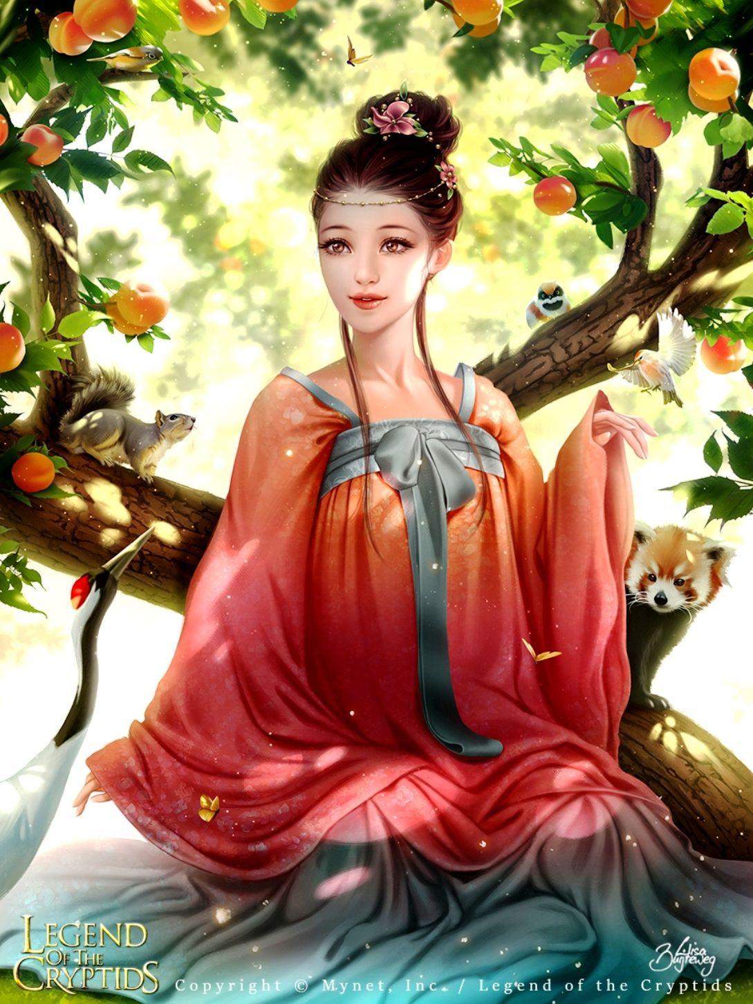 Pin on Asian Fantasy