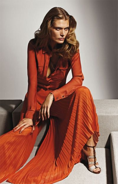 {a glamorous little side project}: {ad campaign: max mara spring/summer 2010}