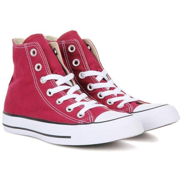 Converse Chuck Taylor All Star High Top Sneakers 79 Liked On