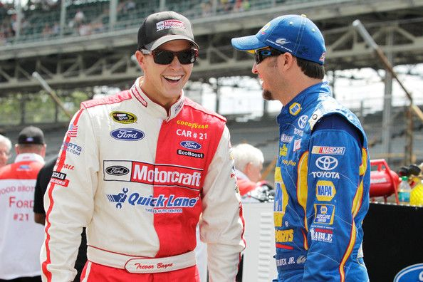Trevor Bayne Photos Photos Indianapolis Motor Speedway Day 3