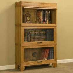 Stacking Barristers Bookcase Clic Project Woodworking Plan