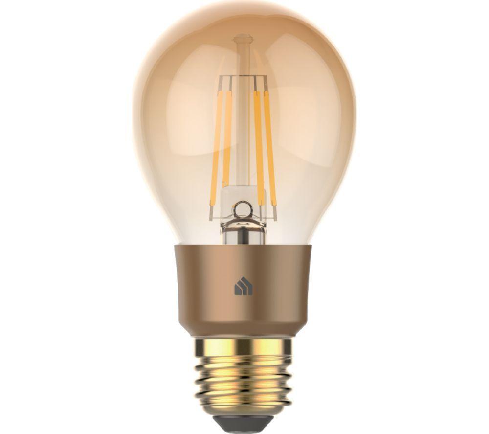 7 Off Tp Link Kasa Kl60 Filament Smart Bulb E27 12 99 Currys In 2020 Smart Bulb Tp Link Bulb