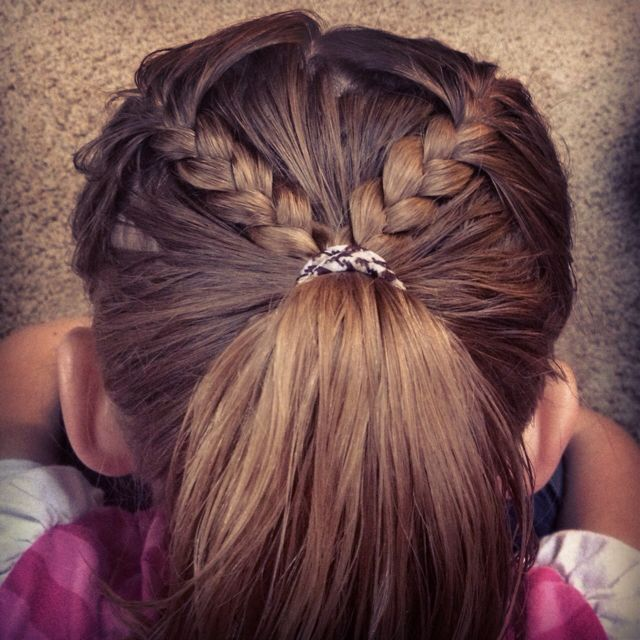 styles for hair best 25 easy kid hairstyles ideas on easy 1356