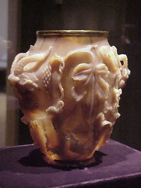 The Rubens Vase Early Byzantine Constaninople 4th Century Ce Agate