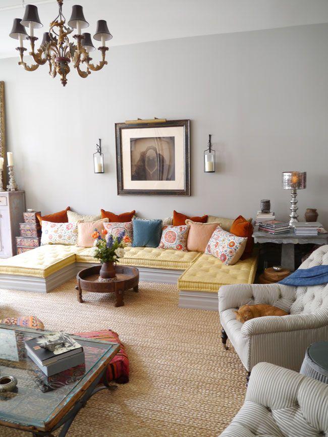 Över 1 000 bilder om Home Decor - Banquette på PinterestNooks, Små ...