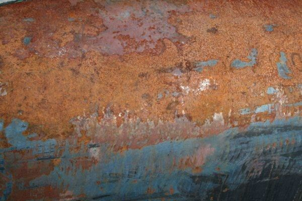 Patina Finishes For Steel A Cheap But Very Effective Recipe Involves A Mix Of Salt Vinegar And Peroxide This So Copper Patina Copper Patina Diy Patina Metal