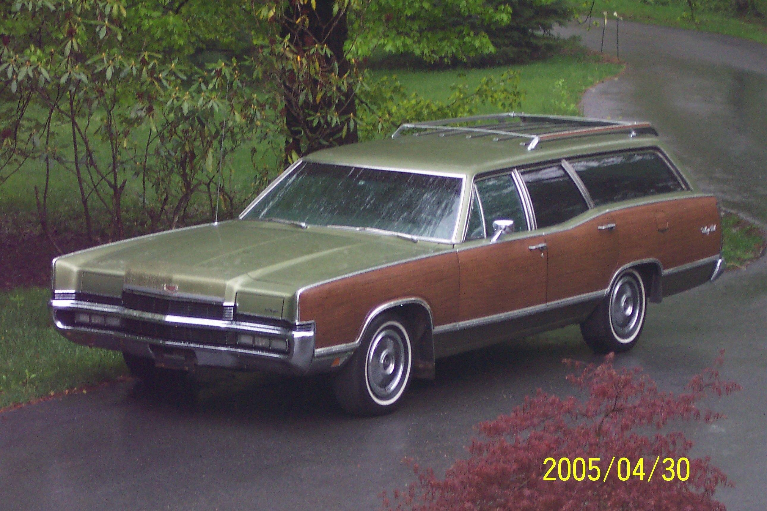 1970 Chevrolet Chevelle station wagon