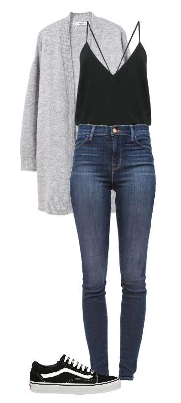 Photo of Timeless And Comfy Jean Outfits For Travelling