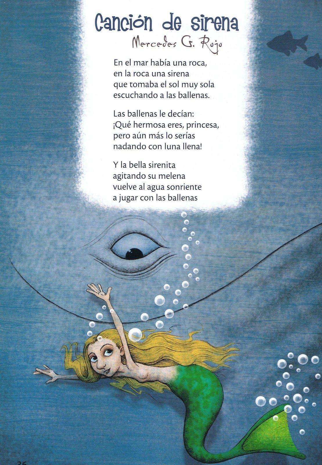 Poema Carmen G Rojo Illustración Fernando Noriega Poemas Canciones Poemas Infantiles