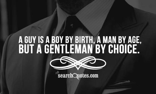 guide to being a gentleman bookgolkes