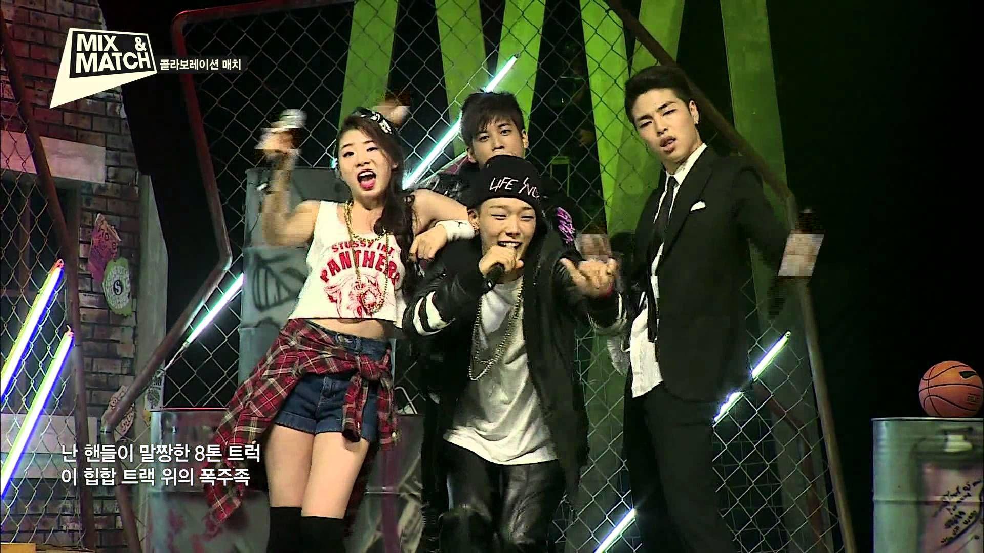 Engsub Mix Match Ep 5 Bobby Junhoe Chanwoo Ft Hanna Jang
