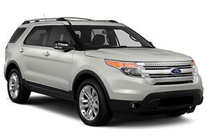 Ford Explorer Or Similar 2014 Ford Explorer Xlt 2014 Ford
