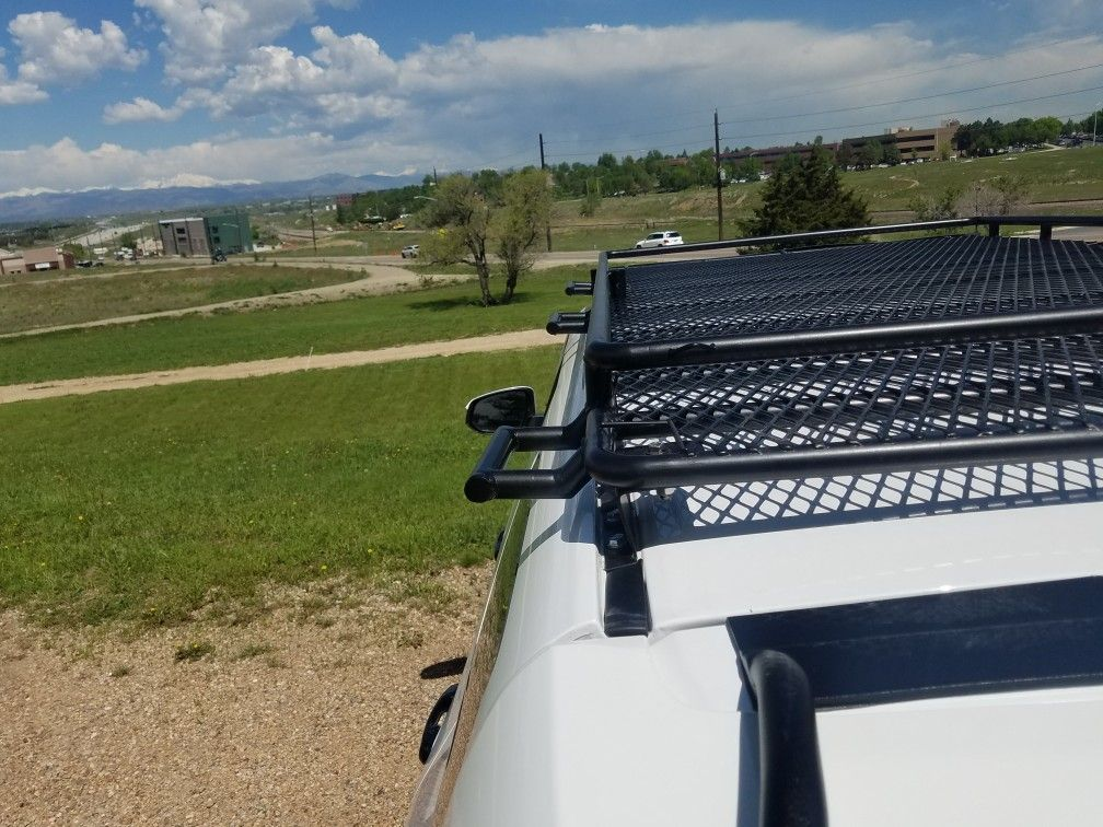 2016 4runner custom roof rack tent lifted. Roof rack