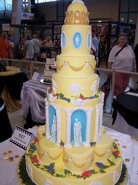 Tulsa Cake Show | Wedding & Party Cakes 3 | Pinterest | Princess ...