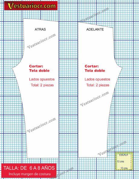molde pantalon ninos 6 8  5395ac9114dfd