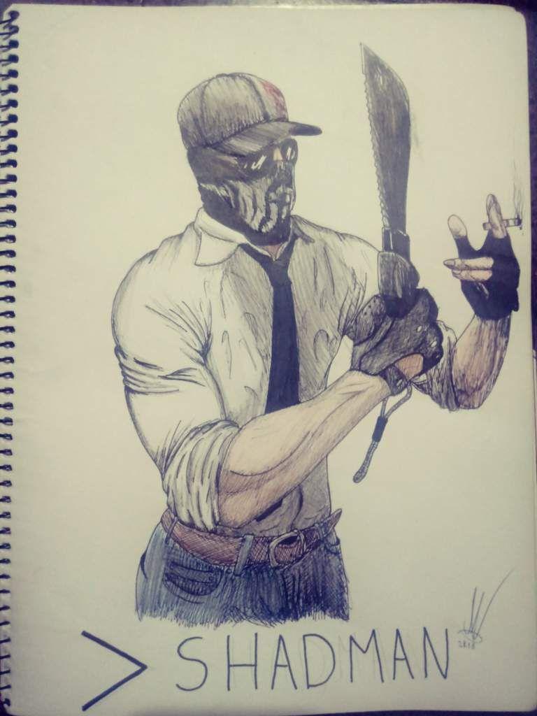 Shadman Drawings