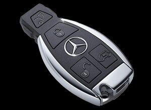 Mercedes Key Fob | Product Design | Key fobs, Key, Personalized items