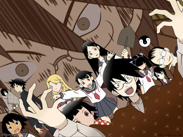Sayonara Zetsubo Sensei (Goodbye Mr Despair!) | Sayonara zetsubou sensei,  Anime, Anime movies