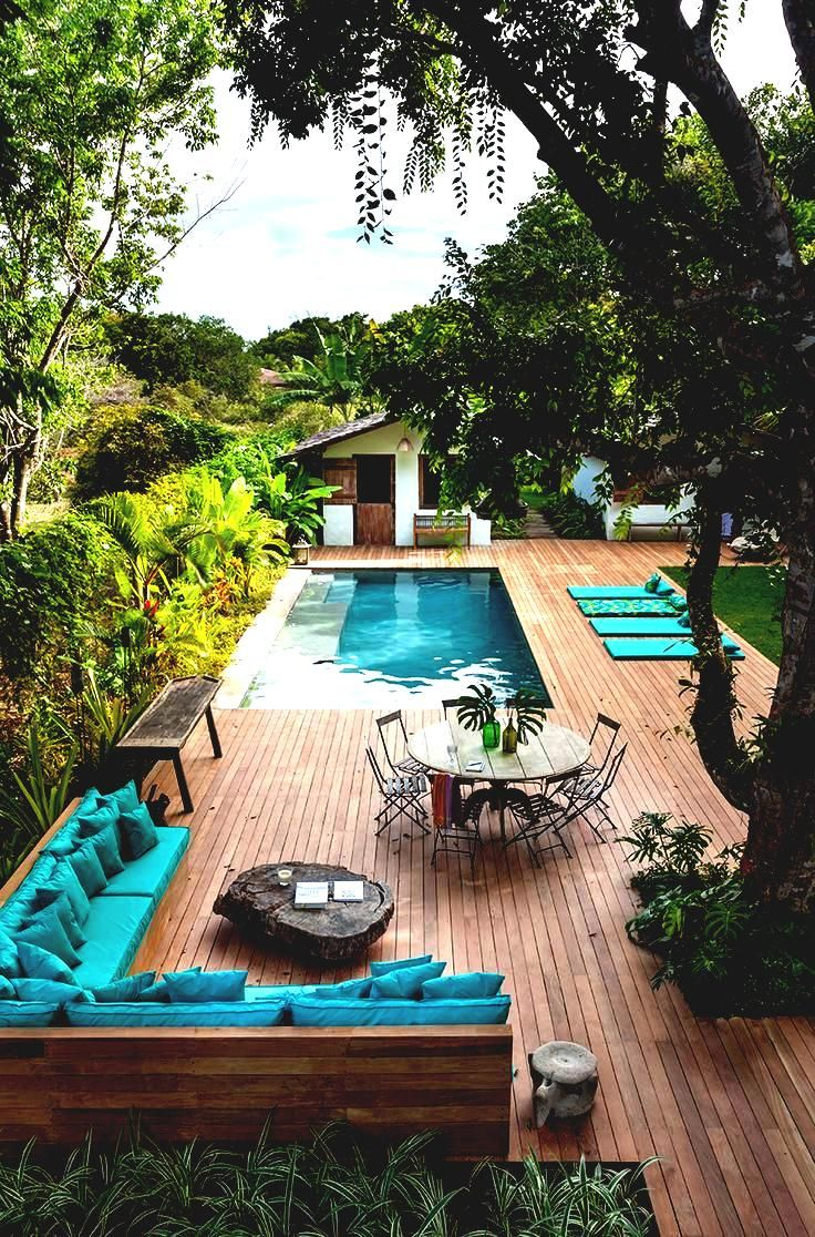 Small Pool Ideas For Small Backyard