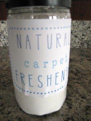 all natural carpet cleaner